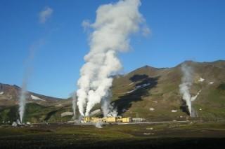 Приостановлена работа Мутновских геотермальных электростанций
