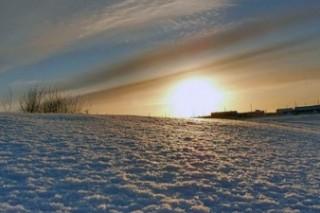 Солнечная электростанция на Крайнем Севере