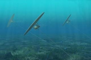 Турбины под водой — новинка в альтернативной энергетике