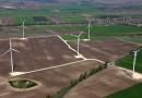 В Казахстане запустили в эксплуатацию ветряную электростанцию