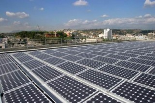 В Японии заработала очередная солнечная электростанция