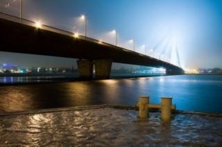 Мосты в Волгограде будут освещаться солнечными батареями