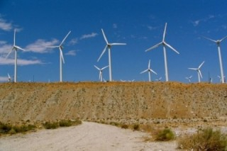 На территории Беларуси строится ветропарк