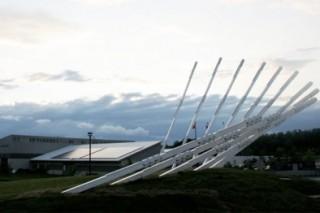Открыта одна из первых ночных солнечных электростанций