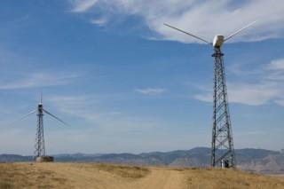 Запущена ветростанция с «запасом»