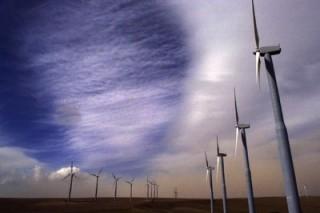 Китай намерен поставлять для Америки ветровые турбины