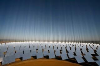 На территории Китая заработала одна из крупных солнечных электростанций