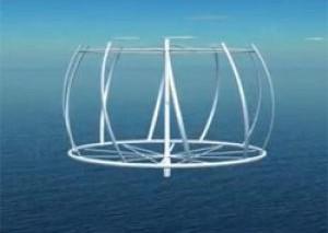 Проведены испытания плавающего ветряка, накапливающего энергию