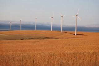 В Америке построена ветряная электрическая станция, которая способна запасать энергию