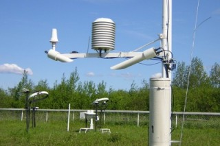 В Краснодарском крае установлены метеорологические станции, работающие на солнечных батареях