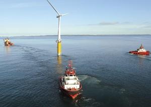В этом году во Франции запустят крупнейшую в мире приливную электрическую станцию