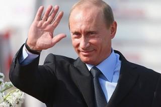 Путиным запущен один из первых гидроагрегатов Саяно-Шушенской ГЭС