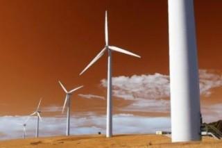 На территории США запущена крупнейшая ветряная электростанция