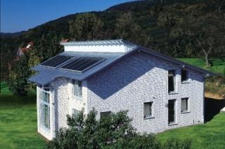 Применение солнечной энергии для отопления. Часть 2