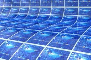 В 2011 году производство солнечных панелей возросло на 36%