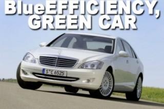 Mercedes-Benz признали самым экологически чистым автомобилем