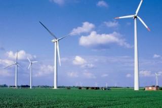 Ветроэнергетики будут собирать энергию и воду из воздуха пустыни
