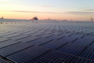 Крупнейшая солнечная электростанция на крыше официально открыта