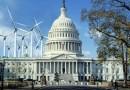 Здание Капитолия будет питаться при помощи воздушных турбин