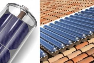 Новые солнечные панели производят энергию и горячую воду