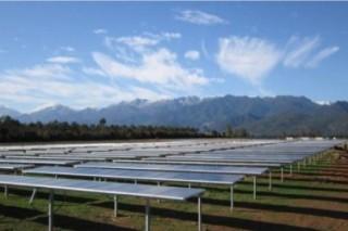 Объём добычи солнечной энергии во Франции достиг 3000 МВт