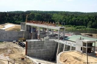 Для строительства ГЭС Беларусь собирается привлечь иностранных инвесторов
