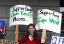 Война за строительство первой ветровой фермы на воде в Америке
