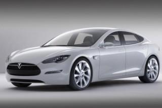 Уже в следующем месяце Tesla начнёт поставки своих Model S