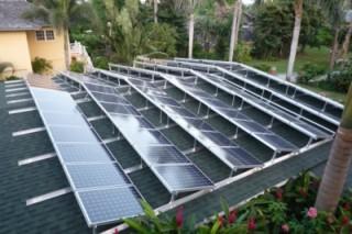 Ямайка обеспечит сельские дома солнечной и ветряной энергей