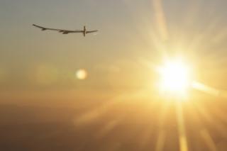 Solar Impulse завершил свой рекордный полёт из Испании в Марокко