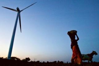 Ветряная энергия в Гуджарате: за 6 лет мощность увеличилась в 10 раз