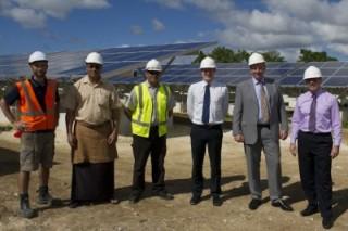 В Тонга открыта фотоэлектрическая солнечная электростанция