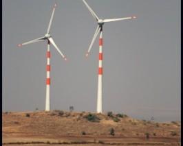 В некоторых частях Индии, ветряная энергия дешевле угольной