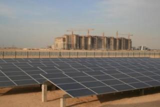 Оман запланировал постройку 200 МВт солнечного проекта