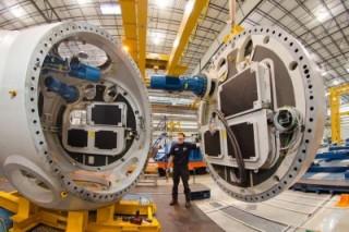 В 2011 году цены на ветряные турбины продолжили свое падение