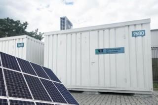 Новые системы хранения управляют колебаниями возобновляемой энергии
