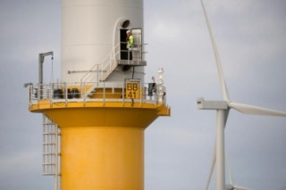 Ветроэнергетика Ирландии