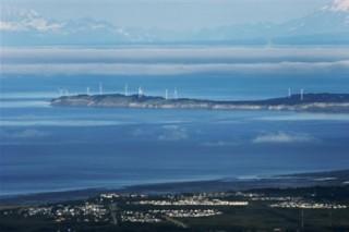 Энергия ветра на Аляске