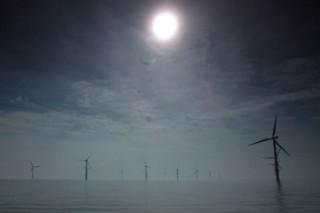 Планируется строительство крупнейшего в мире морского ветропарка
