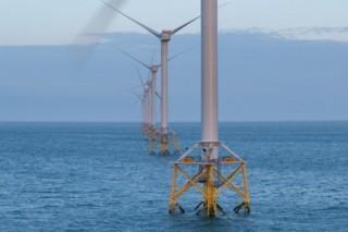 Vattenfall открывает 150 МВт морской ветропарк Ormonde