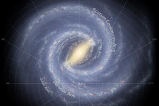 Загадка галактики Млечного Пути. Часть 3