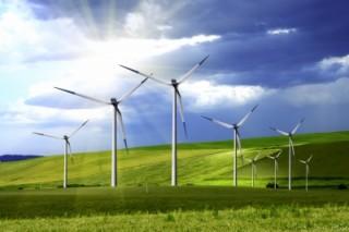 В Великобритании произведено рекордное количество энергии ветра