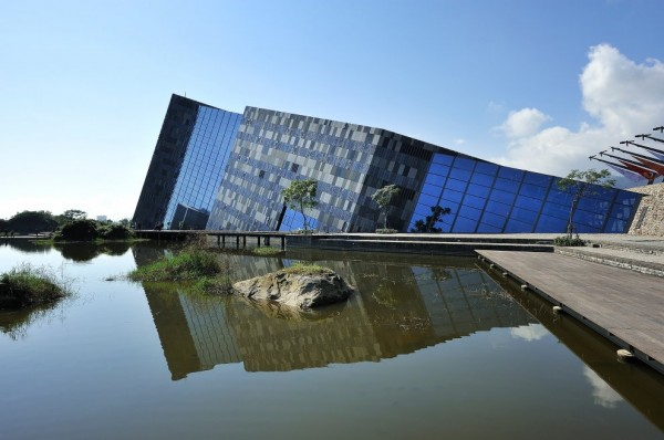 Музей Ланьянга на Тайване