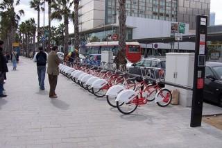 Аренда велосипедов улучшит экологию Калифорнии