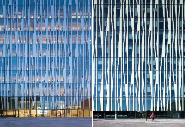 В 2005 году работа Шмидта Хаммер Лассена заняла первое место на конкурсе, организованном для выбора исполнителя по проекту библиотеки