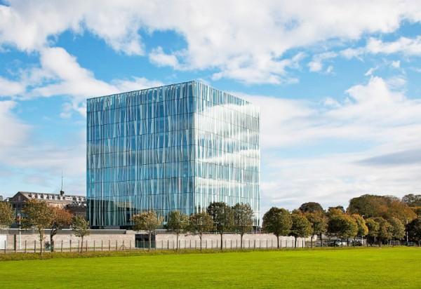 Новая библиотека Абердинского университета