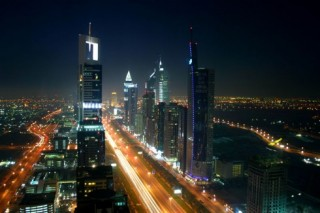На крышах Дубая запланирована установка 2,500 МВт солнечных батарей