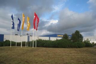 К 2020 году IKEA может стать энергетически нейтральной