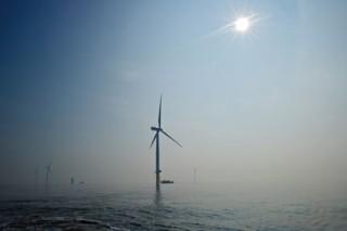 Запущены турбины London Array