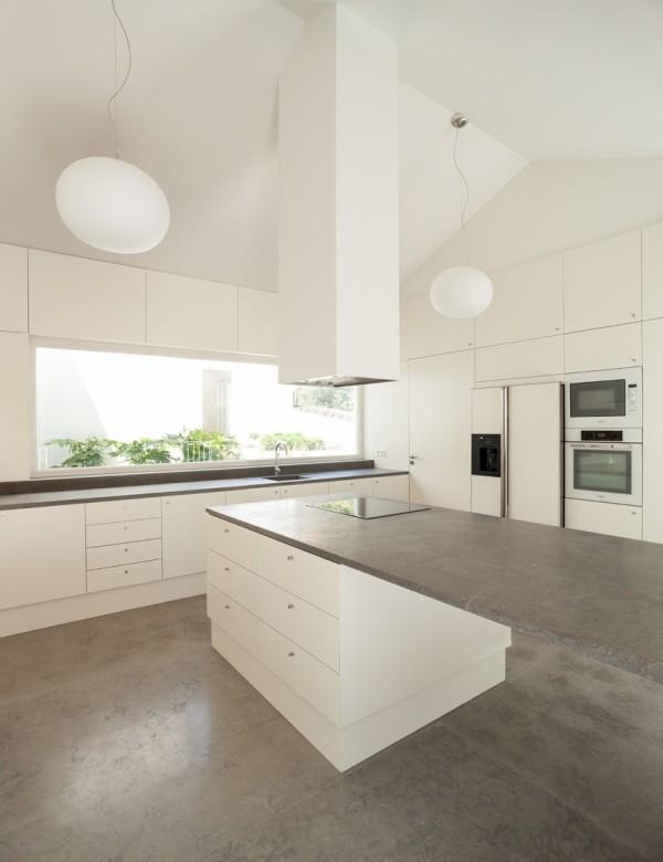 Организация пространства на кухне